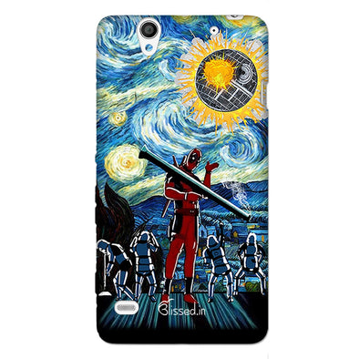 Dead star | SONY XPERIA C4 Phone Case