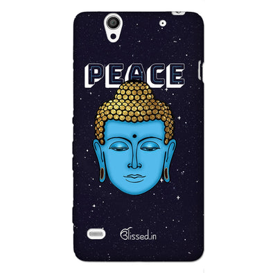 Peace of buddha | SONY XPERIA C4 Phone Case