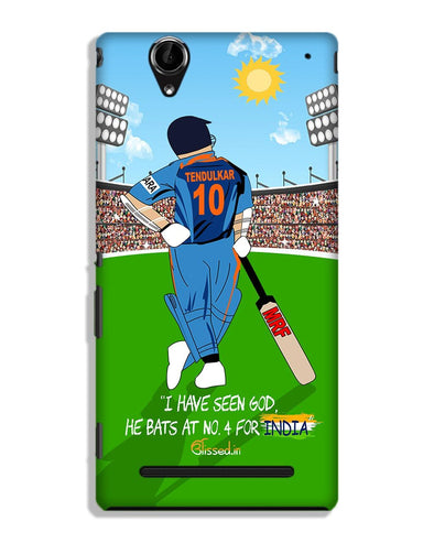 Tribute to Sachin | SONY XPERIA T2 ULTRA Phone Case