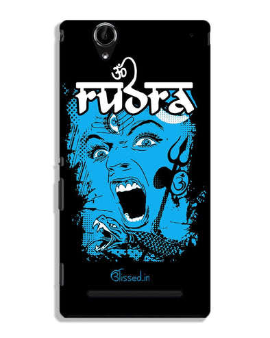 Mighty Rudra - The Fierce One | SONY XPERIA T2 ULTRA Phone Case
