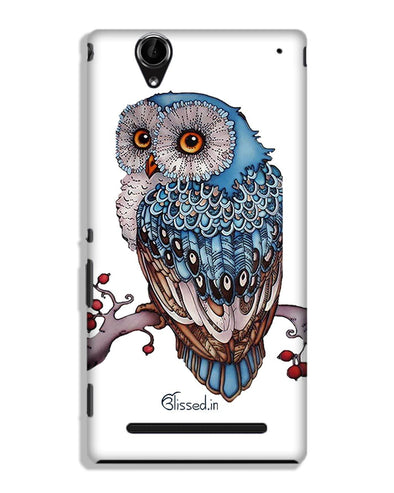 Blue Owl | SONY XPERIA T2 ULTRA Phone Case