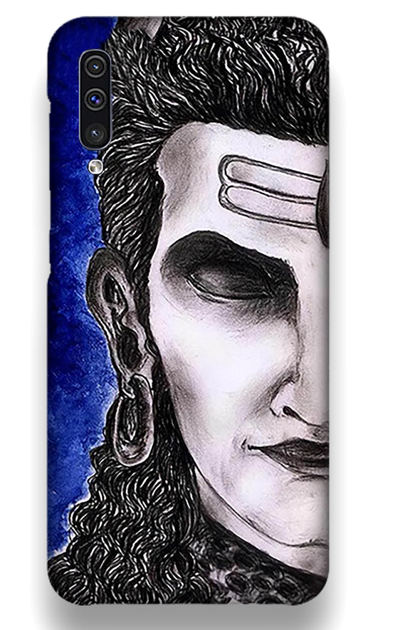 Meditating Shiva | Samsung Galaxy A50  Phone case