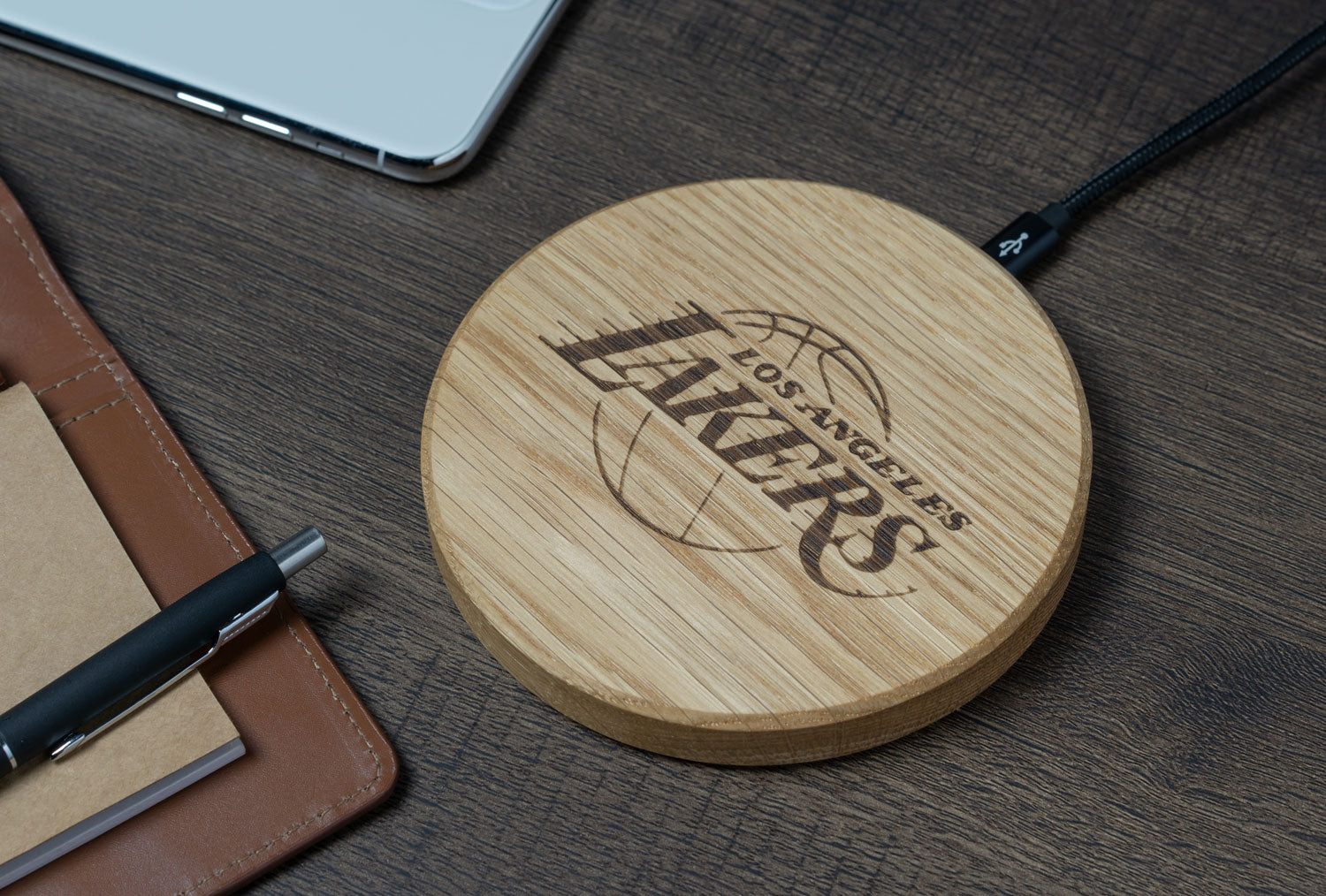 wooden corporate company gift option
