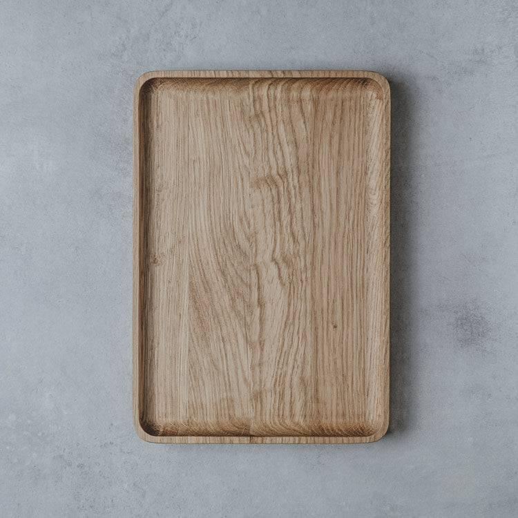 Wooden Catchall Tray