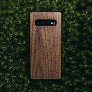 Slim Samsung Case - Walnut