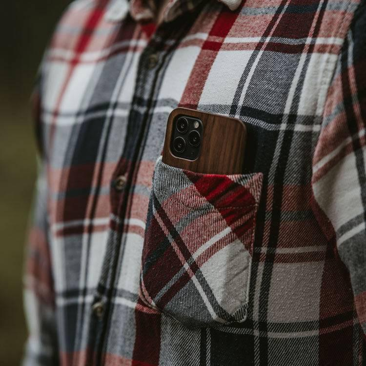 wood iPhone 11 Pro case