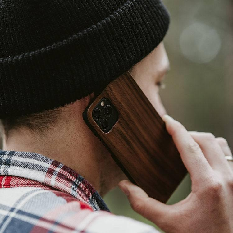 wooden iPhone 11 cover