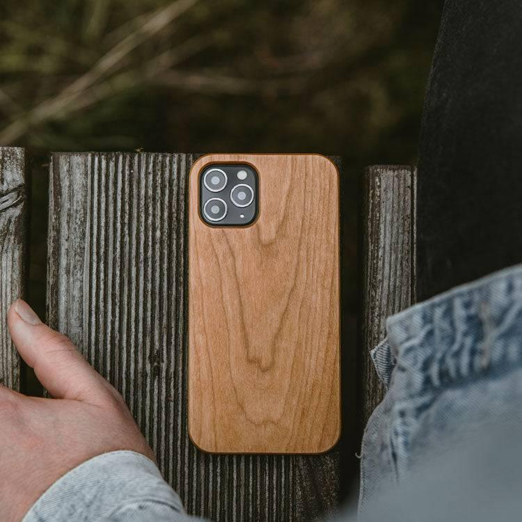 Wood Case iPhone 12
