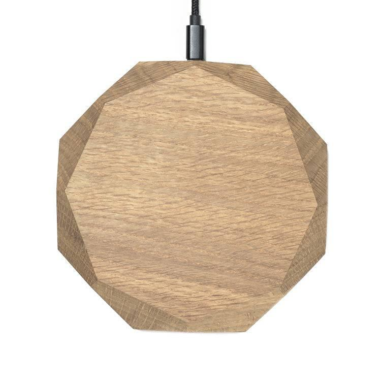 Wooden QI Wireless charger