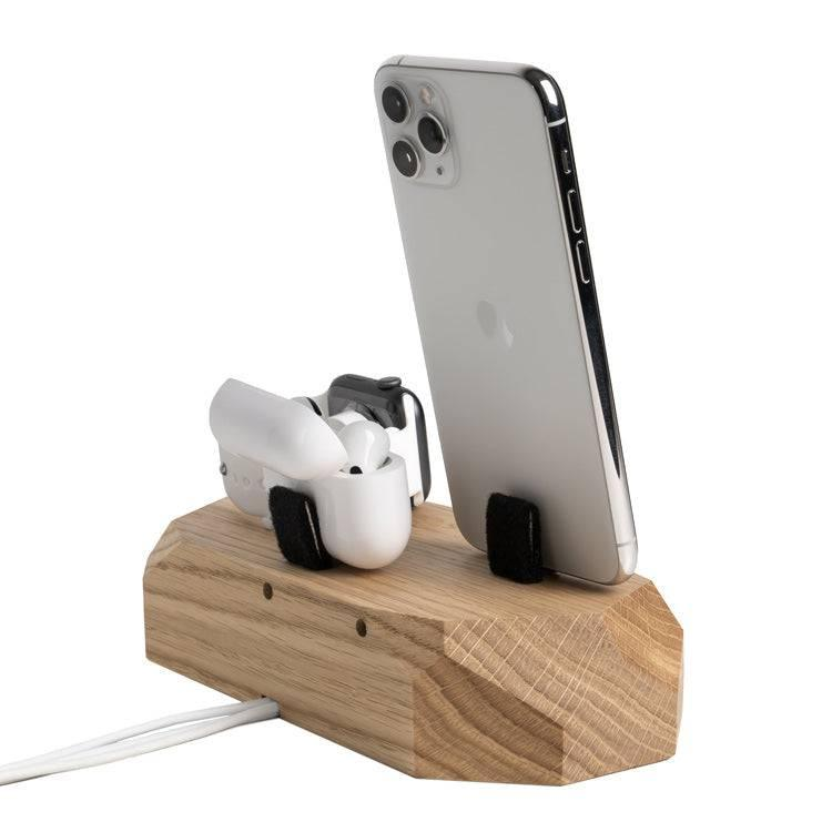 iPhone, Apple Watch, AirPods docking station