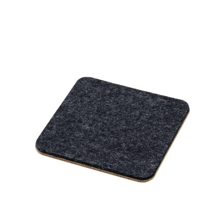 Each Oakywood drink coaster is durable, absorbent and easy to clean