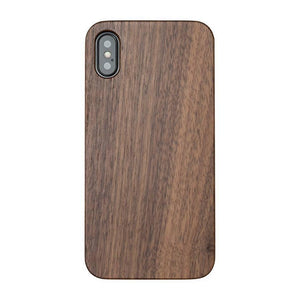 Walnut iPhone Case - Classic