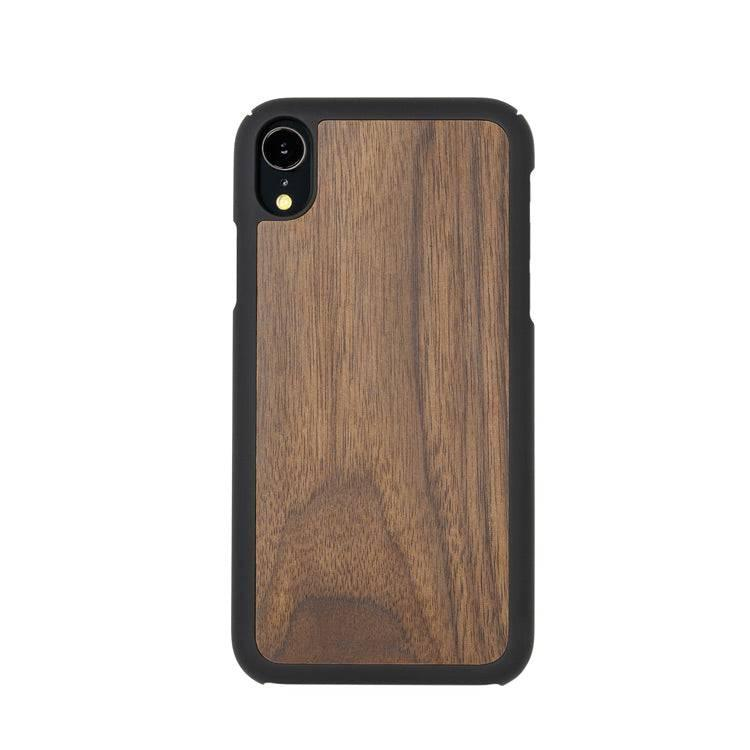 Wood iPhone Xr case