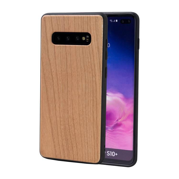 Wood Samsung s10 case