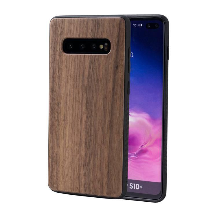 Slim Samsung Galaxy Case - Walnut