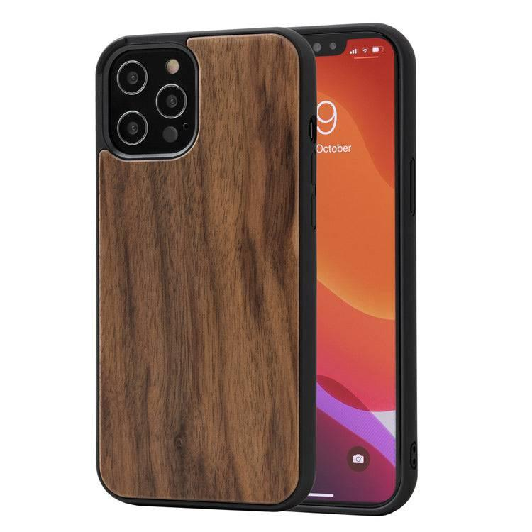Wooden iPhone 12 Case