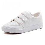 Women's Leather Casual Comfort Sneakers