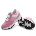 Women's casual Breathable Casual Platform Sneakers