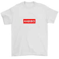 White on Red Habibis