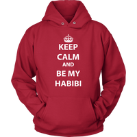 Keep Calm And Be My Habibi