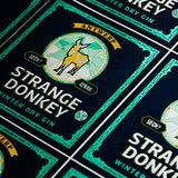 Strange Donkey - Winter Gin - limited edition