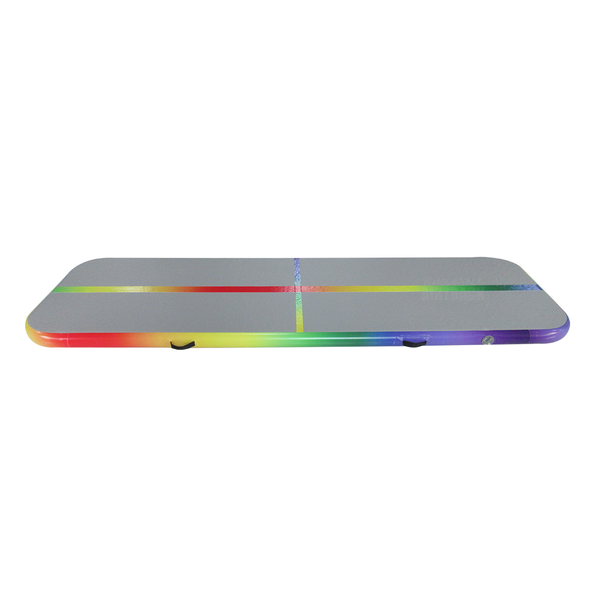 New Arrival Rainbow 3*0.9M  Air Tumble Track Airfloor