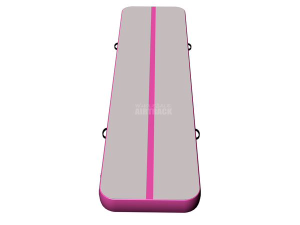 Cool gray surface pink side air tumble track for sale