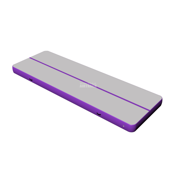 Try gray surface purple side gymnasticsmats