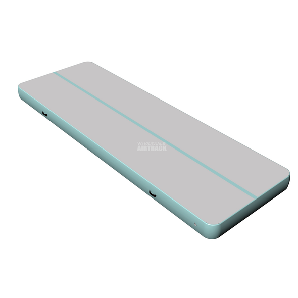 Sell gray surface light mint side cheese gymnastics mat