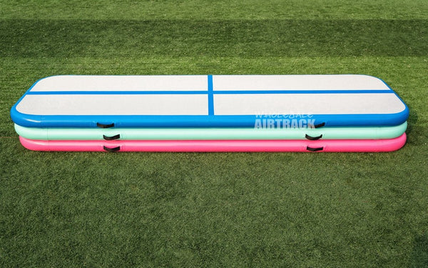 Featured 3*0.9M  Mini Air Track Gymnastics Air Mat