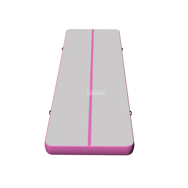 See gray surface pink side gymnastics equipment sydney