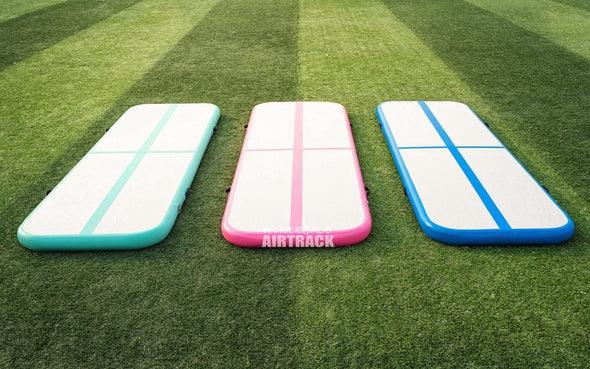 Featured Mini Air Tumble Track Gymnastics Air Mat