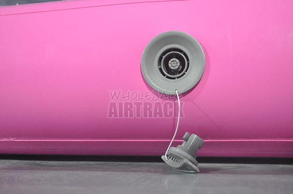 Pink Air Floor Gymnastics For Kids Air Trak