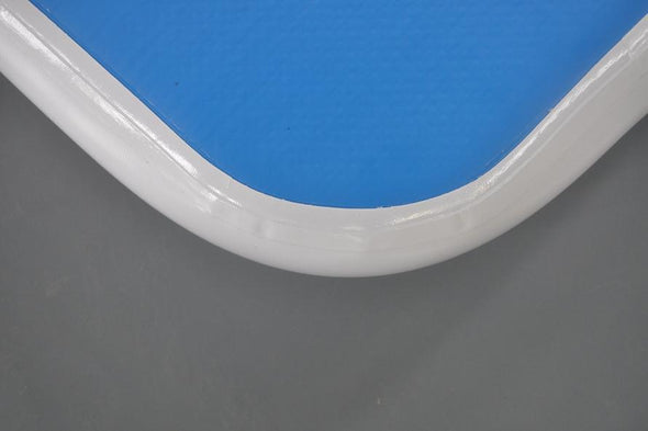 Hot Selling Blue And White Air Mat Track Air Tumble Track
