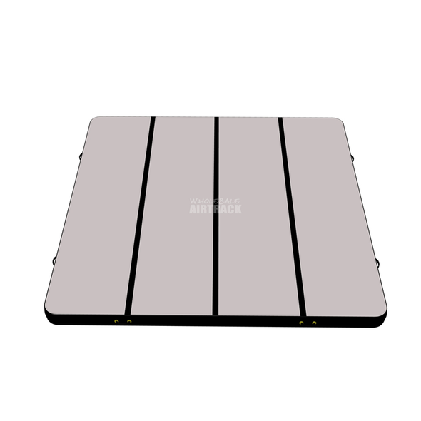 Hot Gray Surface Colorful Side Air Tumble Track