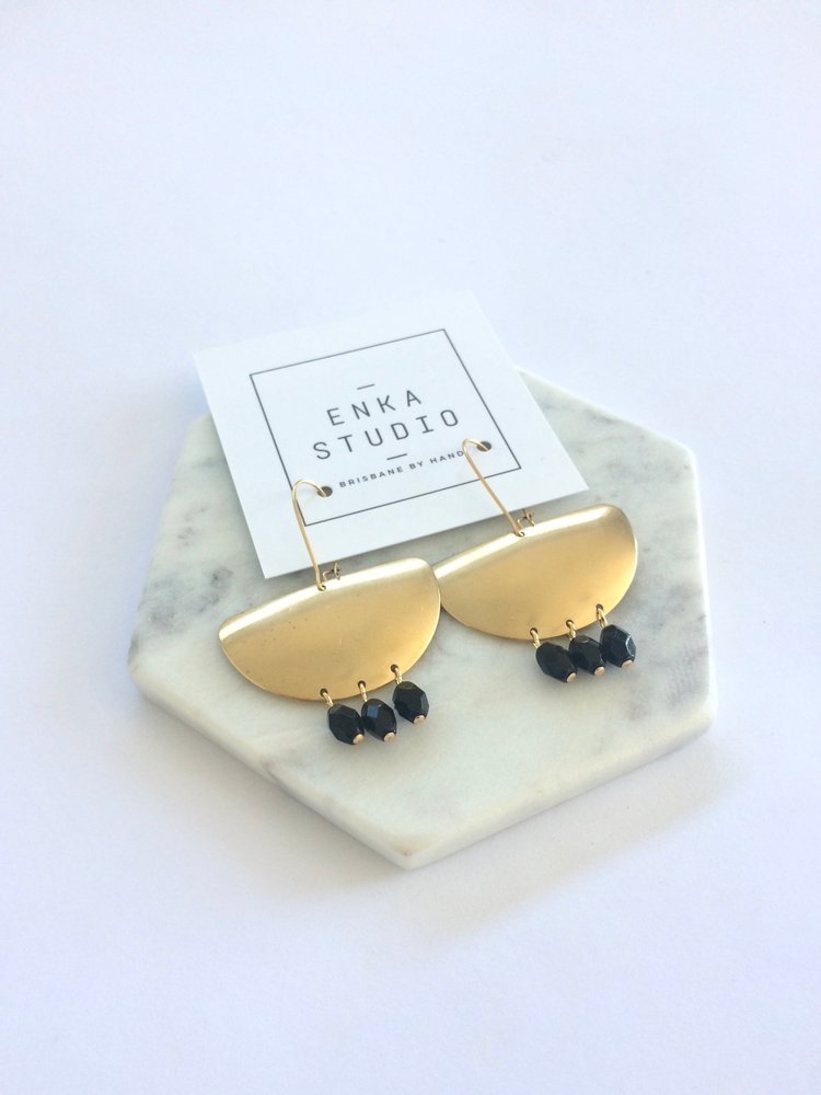 AMELIE EARRINGS - AVERY