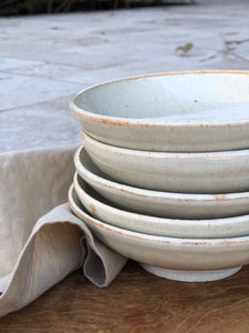 WHITE CLAY BREAKFAST BOWLS
