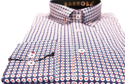 Lavish Lisbon Casual Shirt - Slim Fit