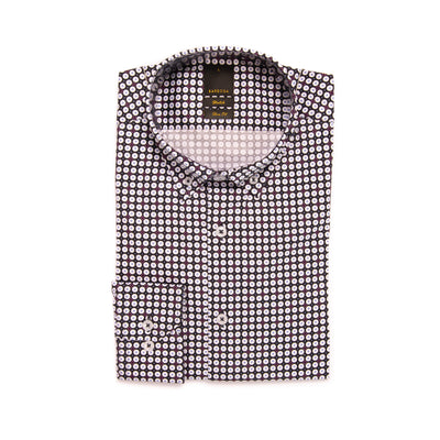 Opulent Oslo Casual Shirt - Slim Fit