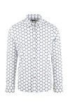 Mesmerised in Milan Casual Shirt - Slim Fit