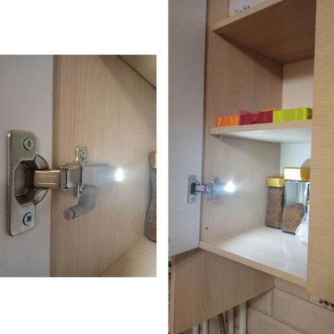 10 pcs Closet LED Sensor Light