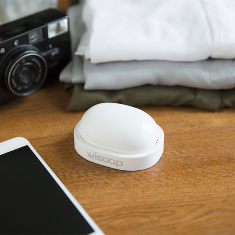 Mini Portable Ultrasonic Wireless Washing Machine