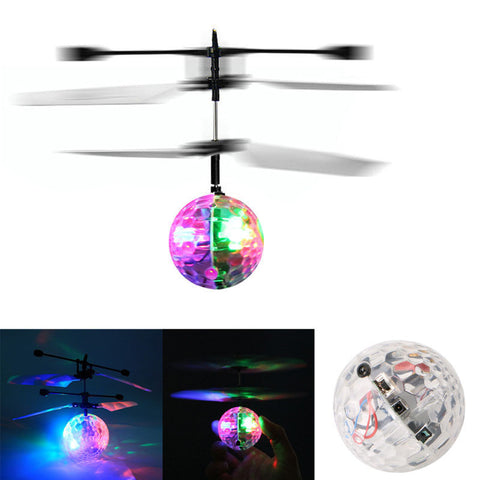 Electric Flying Led Light RC Electric Ball