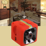 Micro Night Vision Camera Motion Recorder