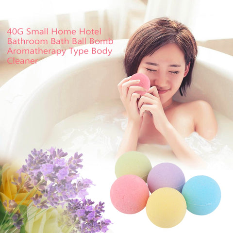 Bath Ball Bomb Aromatherapy