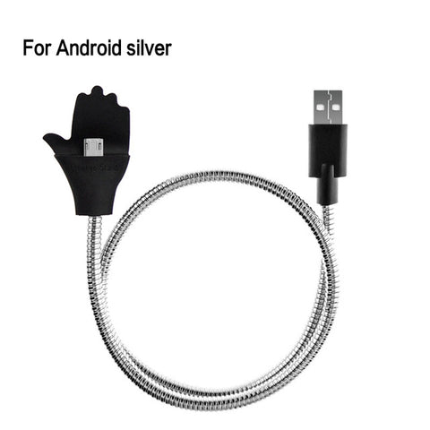 Lazy Bracket Charging Cable
