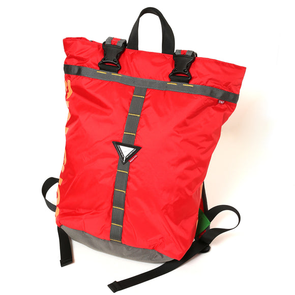 EVANGELION ABOVE AIR RUCK SACK<BR>by FIRE FIRST(EVA-02γ MDOEL)<BR>EVFF-43 RD