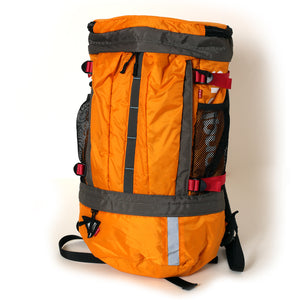 EVANGELION ABOVE ROUND BACK PACK<BR>by FIRE FIRST(Mark.09 MDOEL)<BR>EVFF-44 YL