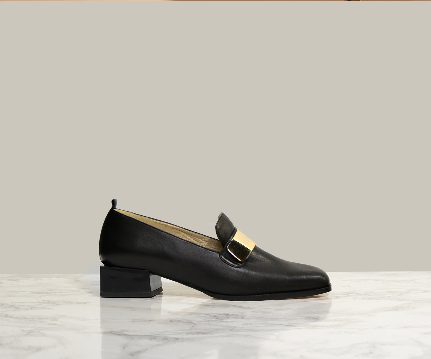 MAX LOAFER, Black
