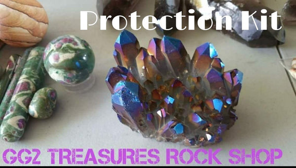 Protection Kit - Protection Stones Kit